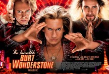 Burt Wonderstone UK Poster 220x150 The Incredible Burt Wonderstone Review