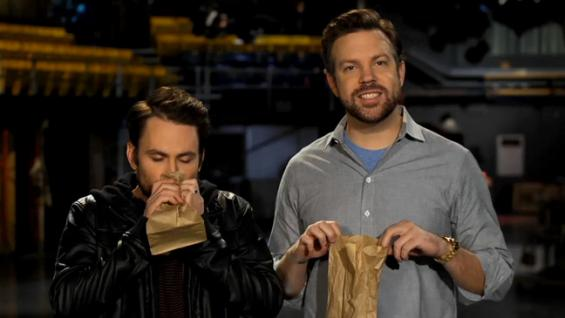 Charlie-Day-and-Jason-Sudeikis-on-Saturday-Night-Live