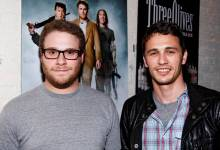 Seth Rogen and James Franco 220x150 Seth Rogen and Evan Goldberg to direct The Interview, James Franco may Co Star
