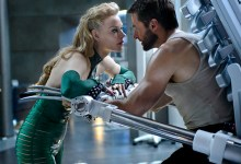 Svetlana Khodchenkova and Hugh Jackman in The Wolverine 220x150 8 New Images & Poster for The Wolverine