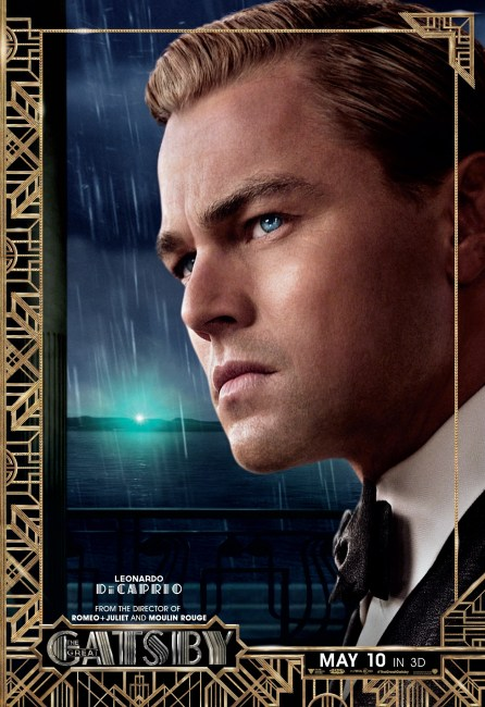 6 New Character Posters for The Great Gatsby