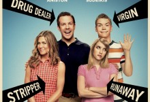 We're The Millers UK Poster e1373957890610 220x150 Live Stream the UK Premiere for Were the Millers with Jason Sudeikis & Jennifer Aniston