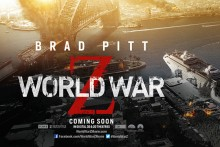 World War Z Banner Sydney e1369827154410 220x147 Destruction goes Global in New Banners for World War Z with Brad Pitt