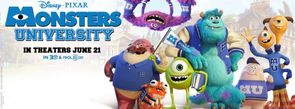 Monsters University Banner 585x216 EIFF 2013: Ten Films To See