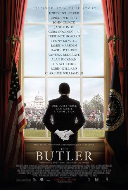 The Butler Poster 438x650 First Poster for Lee Daniels' The Butler with Forest Whitaker