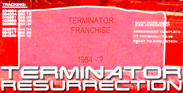 terminator ressurection Terminator Resurrection   Time to Rewrite the Future?