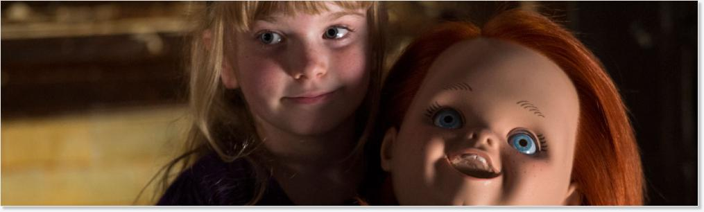 Curse Of Chucky New Look Curse of Chucky...