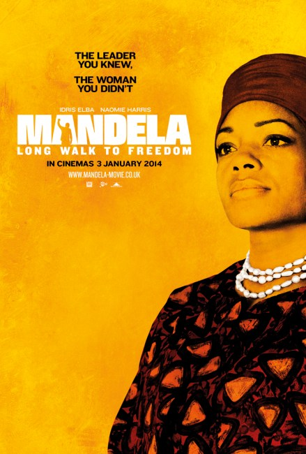 The First Teaser Trailer and Posters for Mandela: Long Walk to Freedom with Idris Elba