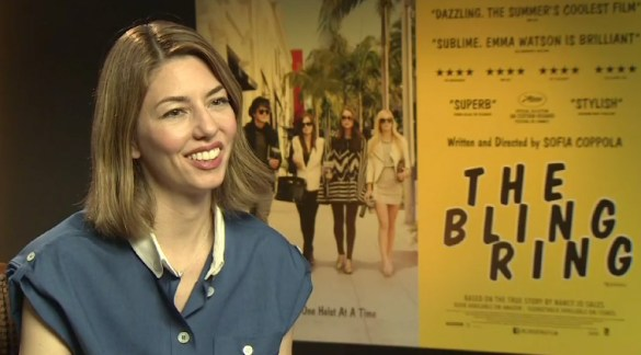 Sofia Coppola The Bling Ring 585x324 Sofia Coppola Interview   The Bling Ring