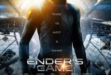 Enders Game Final Poster 220x150 Asa Butterfield is the Next Great Hope in New Full Length Trailer for Ender's Game