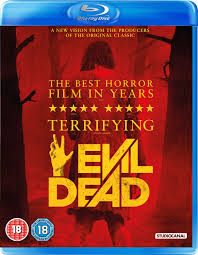 Evil Dead Blu ray and DVD Round up 12th August 2013