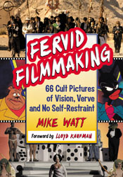 Fervid Filmmaking jacket