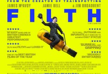Filth UK Quad Poster Alternate Whiskey 220x150 New Alternate Quad Posters for Filth with James McAvoy and Jamie Bell