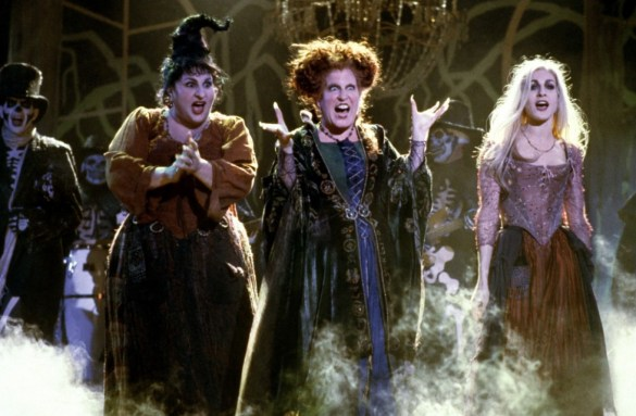 Hocus Pocus 585x383 Top Ten Cinematic Siblings