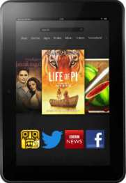 Kindle Fire HD Win a Kindle Fire HD 16 GB with Waterstones