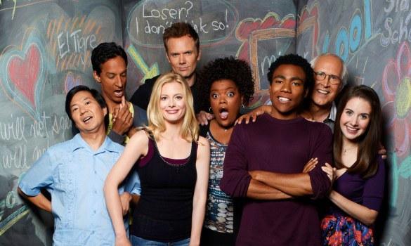 Dark Timelines and Blanket Forts   The Best Episodes of Community: Season 3