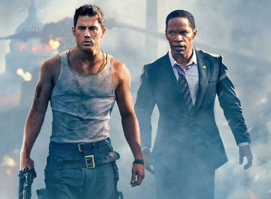 white house down White House Up or Down? The Best and the Worst Movie Presidents