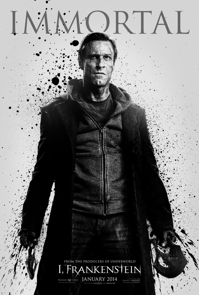 I,-Frankenstein-Poster