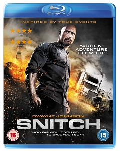 Snitch Blu ray and DVD Round up 5th November 2013