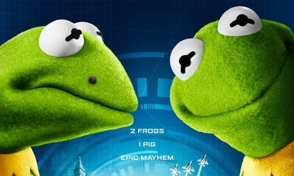 Muppets Most Wanted Poster slice 585x350 New Twitter Parody Promo for Muppets Most Wanted
