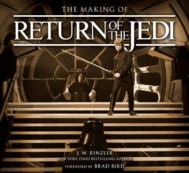 The Making of The Return of the Jedi HeyUGuys Gift Guide: The Ten Best Movie Books to buy this Christmas
