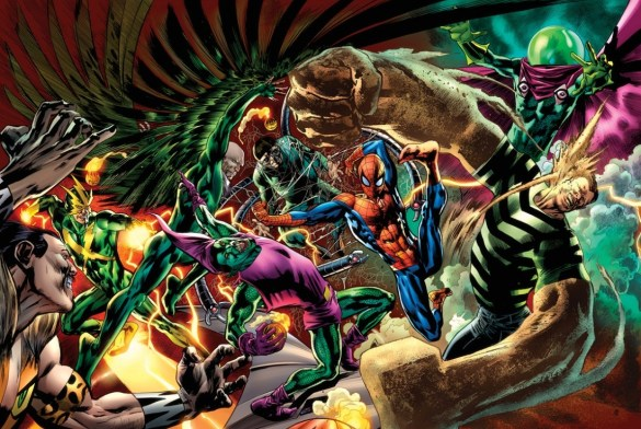 1643223 asm 645 variant 585x392 10 Villains Sony Could Choose For The Sinister Six Spin Off