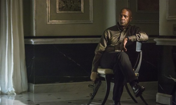 Denzel Washington in The Equalizer 585x350 First Look Image: Denzel Washington in The Equalizer