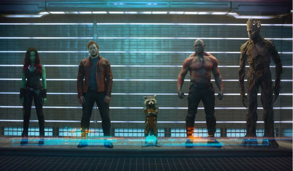 Guardians of the Galaxy 585x342 First Official Image and Synopsis for Marvel's Guardians of the Galaxy