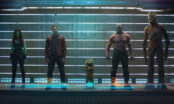 Guardians of the Galaxy 585x350 First Official Image and Synopsis for Marvel's Guardians of the Galaxy
