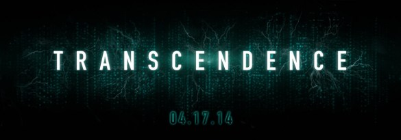 Transcendence Logo Teaser 585x205 Third Teaser for Wally Pfister's Transcendence – 'Revolutionary Independence from Technology'