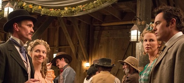 A Million Ways to Die in the West slice 585x264 First Look Image: Seth MacFarlane's A Million Ways to Die in the West
