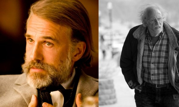 Christoph Waltz and Bruce Dern eyed for The Hateful Eight 585x350 Quentin Tarantino eyeing Christoph Waltz and Bruce Dern for The Hateful Eight