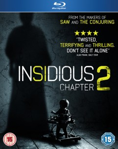 Insidious2 BD 2D 515x650 Win Insidious & Insidious Chapter 2 Twin pack on Blu ray + Limited Edition Poster