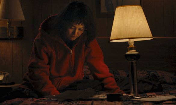 Rinko Kikuchi in Kumiko The Treasure Hunter 585x350 Alexander Payne & Jim Taylor Board Kumiko, The Treasure Hunter as Executive Producers