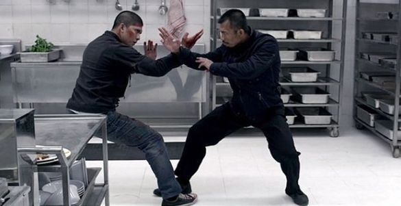 The Raid 21 585x301 Six Of The Best   Martial Arts Fight Scenes