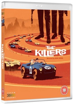 the killers cropped Win The Killers on Blu ray