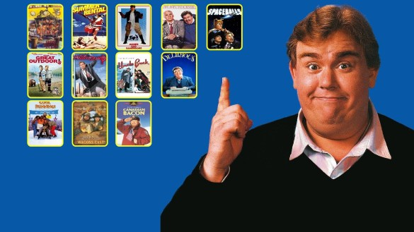 John Candy Collection 585x329 In Memory of... John Candy (1950 1994)