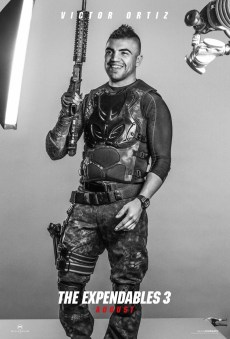 New Batch of Character Posters for The Expendables 3