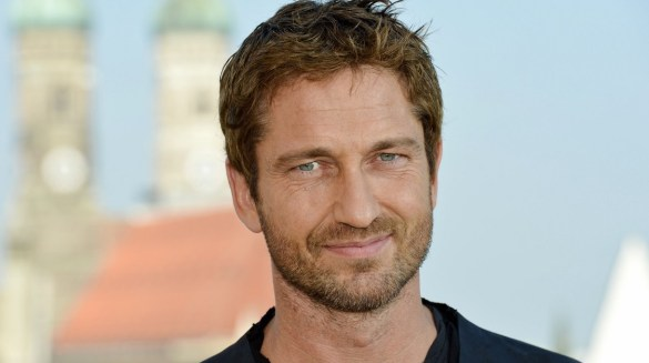Gerard Butler 585x327 Gerard Butler No Longer Attached to Star in Point Break Remake