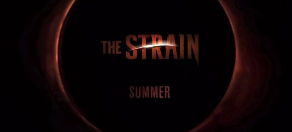 The Strain 585x265 First Footage From Guillermo del Toros The Strain Featured in New Trailer