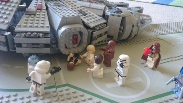 Star Wars Accident