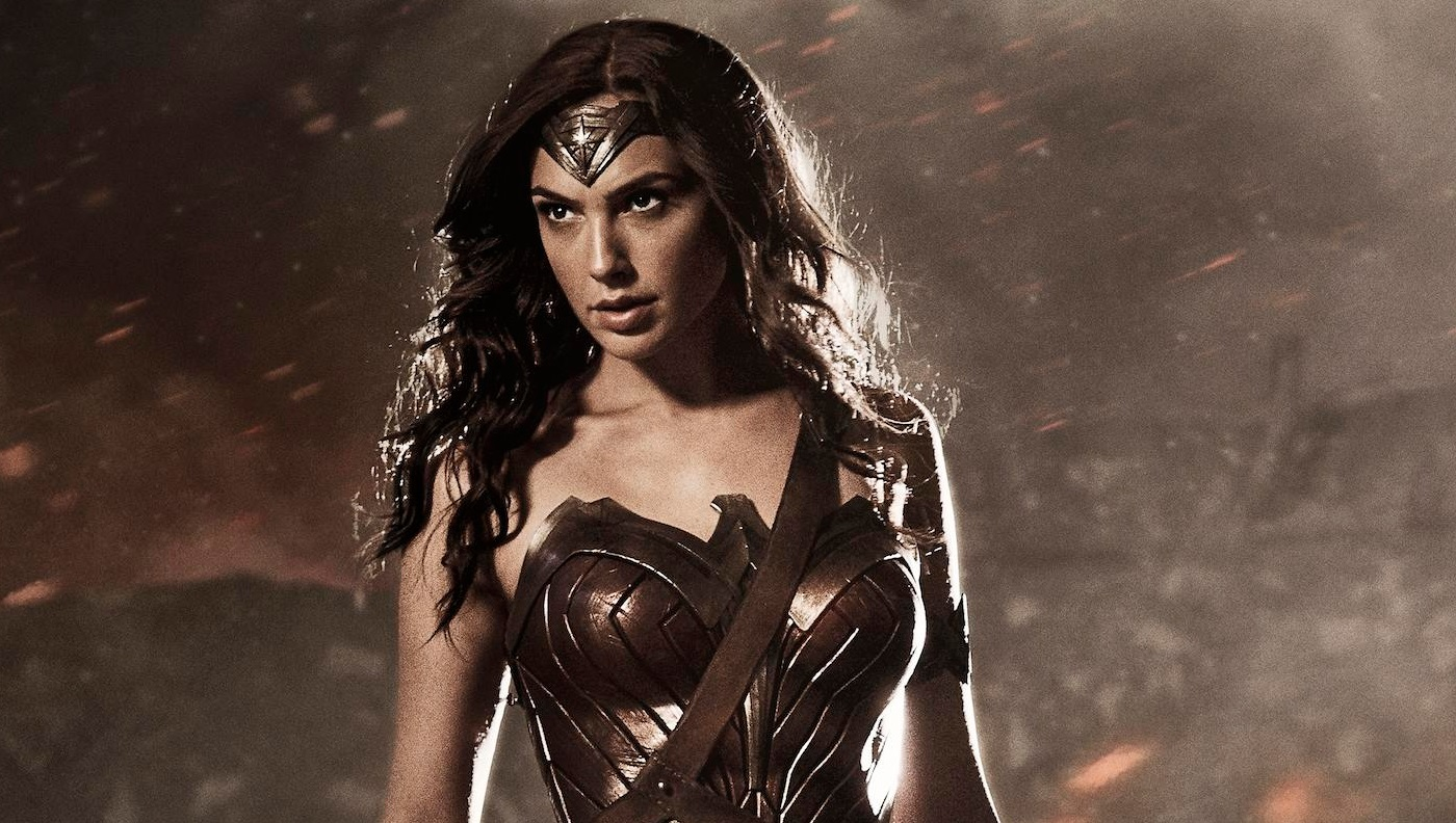 First Official Image of Gal Gadot as Wonder Woman