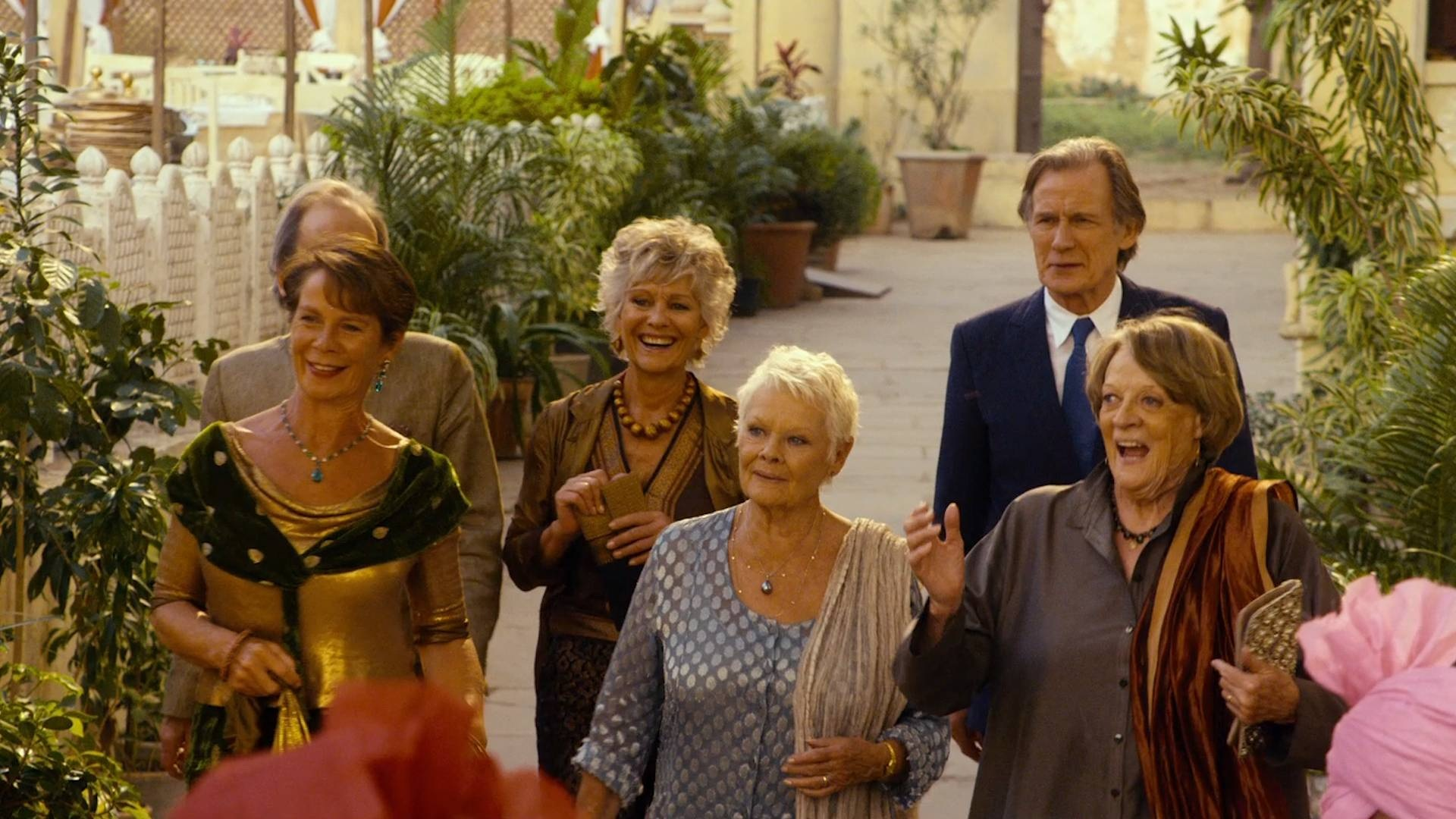 The second best exotic marigold hotel review heyuguys