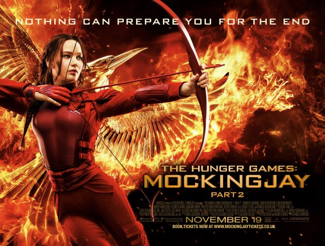 The Hunger Games: Mockingjay Part 2 DVD Release Date March 22, 2016