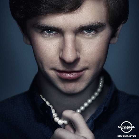 Exclusive Interview: Freddie Highmore on the return of Bates Motel ...