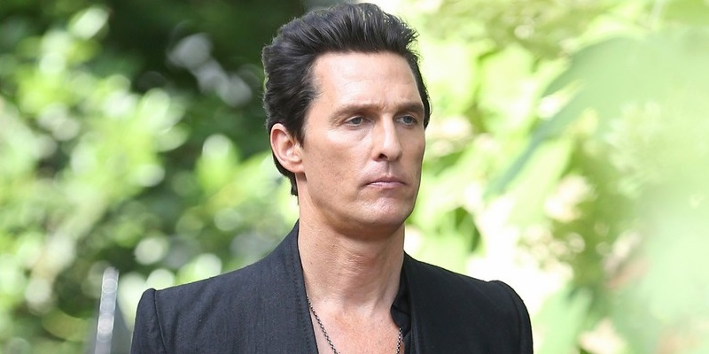 1st look at Matthew McConaughey in Stephen King's