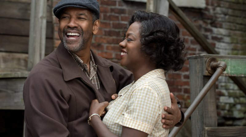 Trailer premiere of 'Fences' film adaptation starring Denzel Washington, Viola Davis