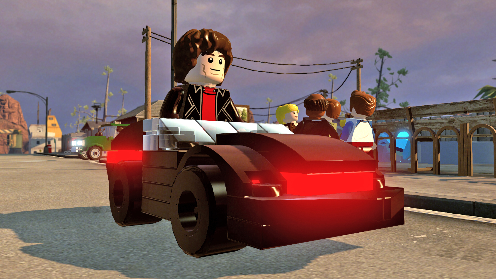 LEGO BATMAN MOVIE, KNIGHT RIDER, EXCALIBUR BATMAN Added to LEGO DIMENSIONS