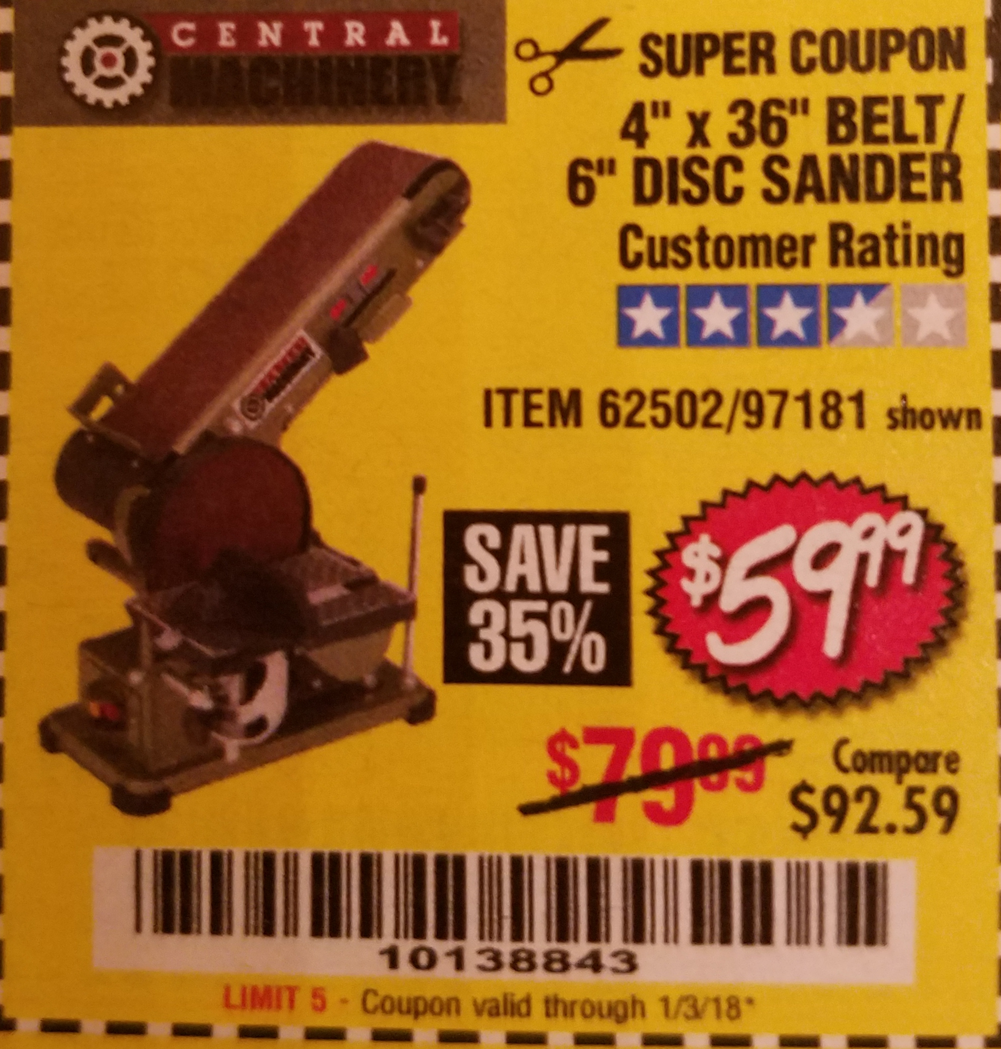 Examplary Harbor Freight Coupon X Disc Sander Lot No X Sander Lot Coupon Harbor Freight Tools Coupon Database Free Percent Off Harbor Freight Chainsaw Sharpener Manual Harbor Freight Chain Sharpener C houzz-03 Harbor Freight Chainsaw Sharpener