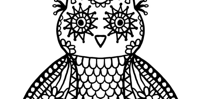 Free download ~ doodle owl in jpg, png, ai and svg formats ~ courtesy of www.hgdesigns.co
